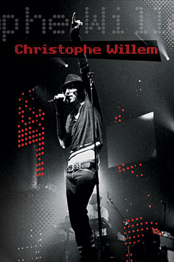 Poster of Christophe Willem - Fermeture pour renovation