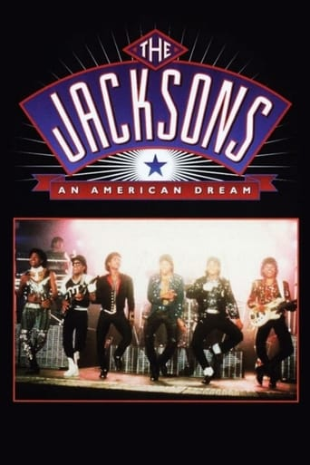 Poster of The Jacksons: An American Dream