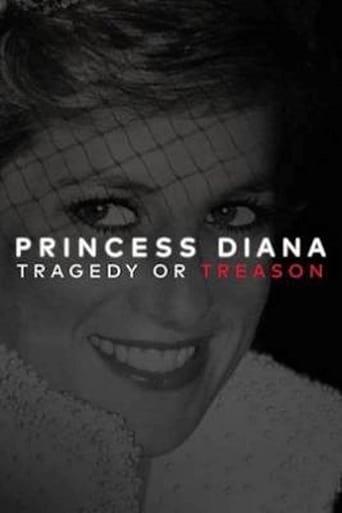 Poster of Princess Diana: Tragedy or Treason?