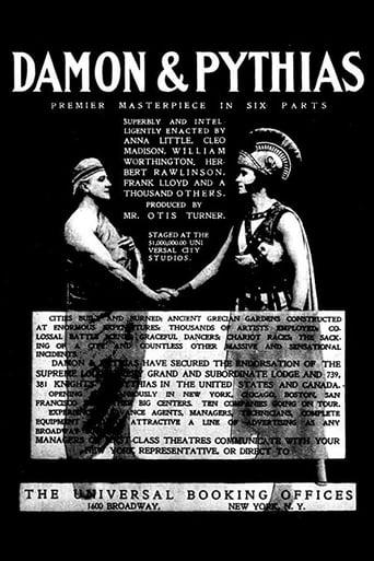 Poster of Damon and Pythias
