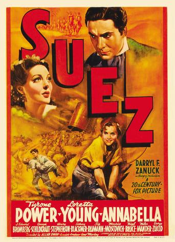 Poster of Suez