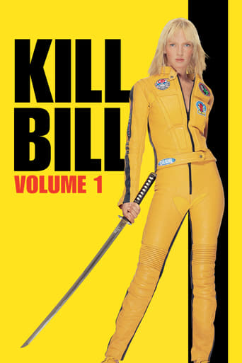 Poster of Kill Bill: Vol. 1