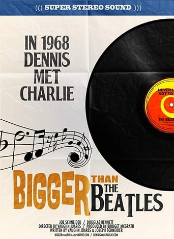 Poster of Bigger Than the Beatles