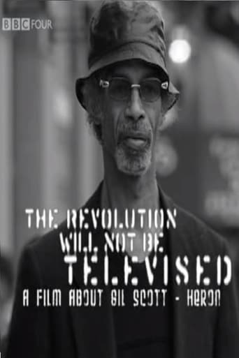 Poster of Gil Scott-Heron: The Revolution Will Not Be Televised