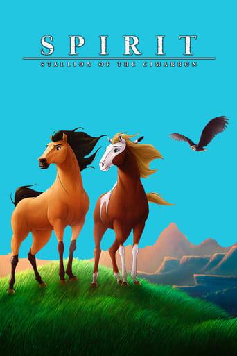 Poster of اسپیریت: اسب سیمارون