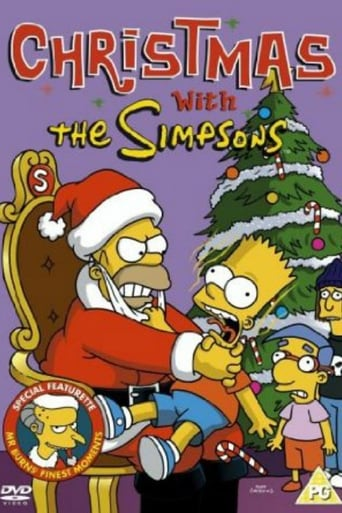 The Simpsons - Christmas poster