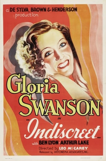Poster of Indiscreet