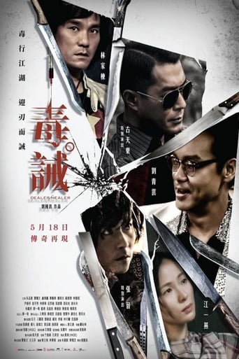 Poster of 毒。诫