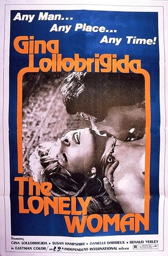 Poster of The Lonely Woman