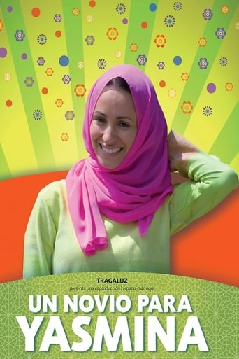 Poster of A Fiancee for Yasmina