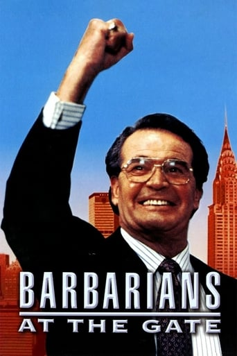 Poster of Barbarians at the Gate