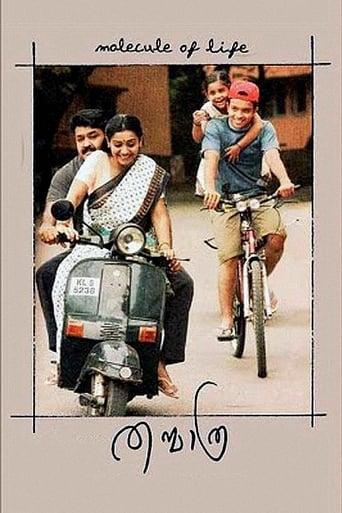 തന്മാത്ര Poster