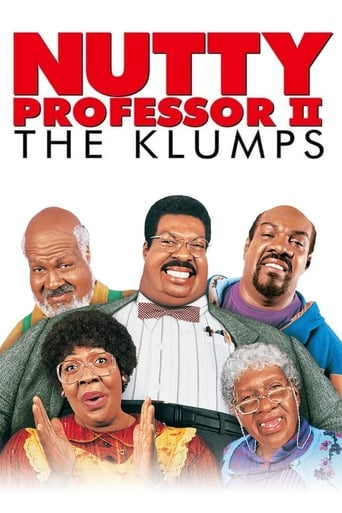 Poster of Nutty Professor II: The Klumps