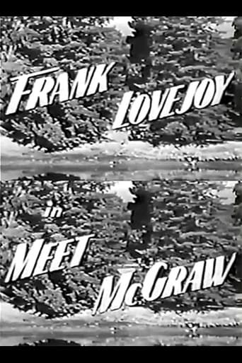 Poster of Meet McGraw
