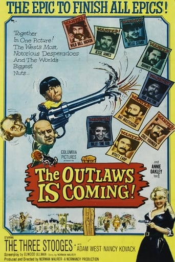 Poster of The Outlaws Is Coming