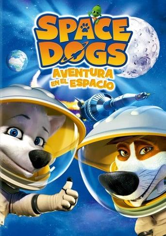 Poster of Space Dogs: Aventura a la Luna