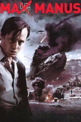 Poster of Max Manus: Man of War