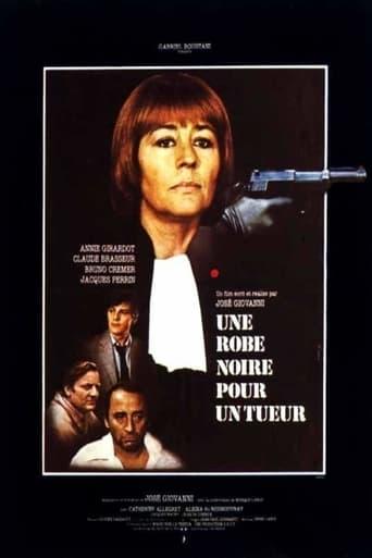 Poster of Une robe noire pour un tueur