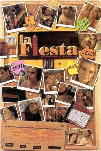 Poster of La fiesta
