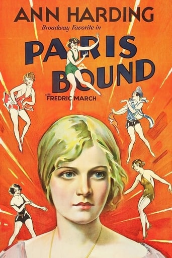 Poster of Paris Bound