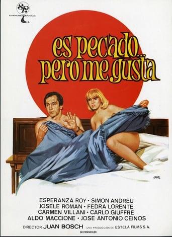 Poster of Es pecado... pero me gusta