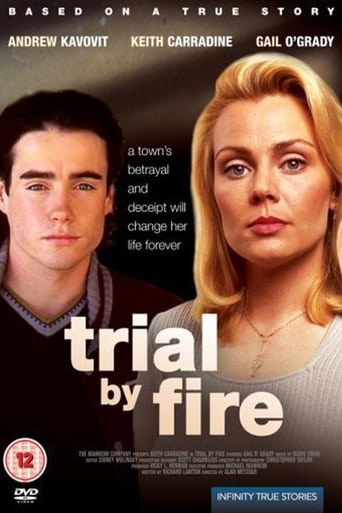 Poster of Trial by Fire