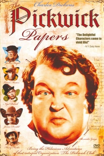 Poster of The Pickwick Papers
