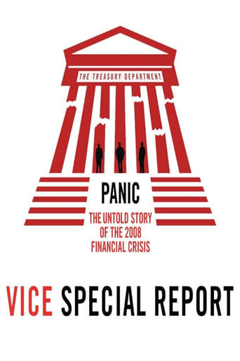 Panic: The Untold Story of the 2008 Financial Crisis poster