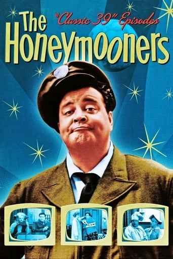 Poster of The Honeymooners