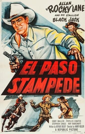 Poster of El Paso Stampede