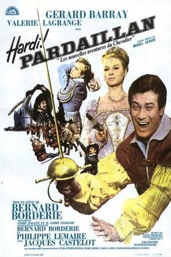Poster of Hardi ! Pardaillan!