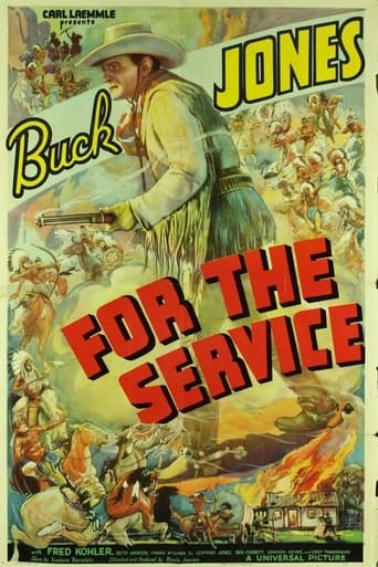 For the Service