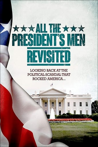Poster of All the President's Men Revisited