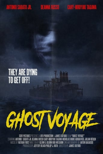 Poster of Ghost Voyage