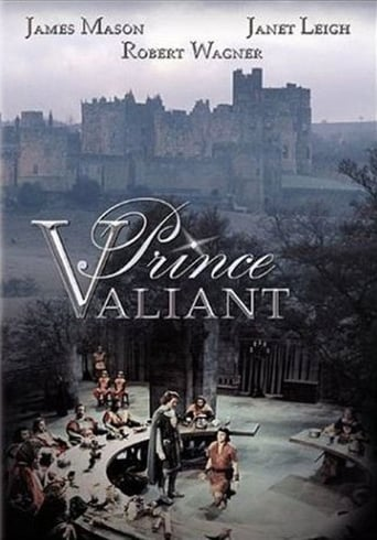 Poster of Prince Valiant