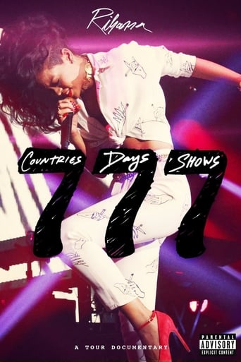 Rihanna - 777 Tour - Live From London poster