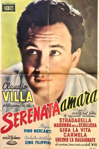 Poster of Serenata amara