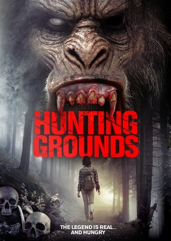 Poster of Hunting Grounds
