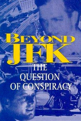 Poster of Beyond JFK: The Question of Conspiracy