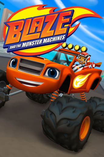 Poster of Blaze and the Monster Machines