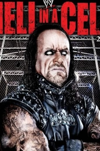 Poster of WWE Hell In A Cell 2010
