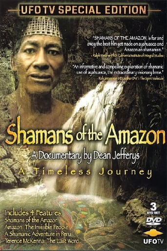 Poster of Shamans of the Amazon