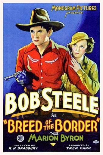 Poster of Breed of the Border
