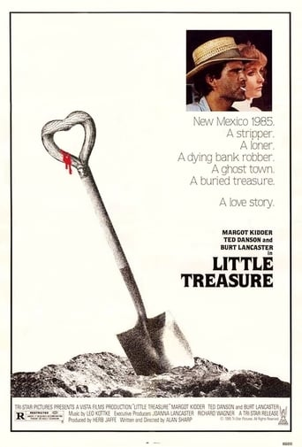 Poster of Little Treasure