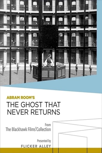 Poster of The Ghost That Never Returns