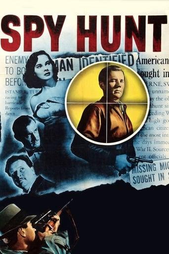 Poster of Spy Hunt