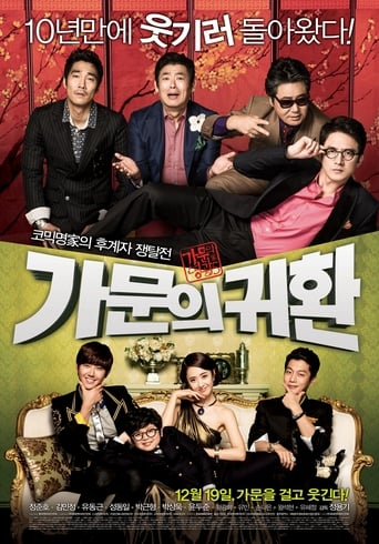 Poster of Marrying the Mafia 5: Return of the Family