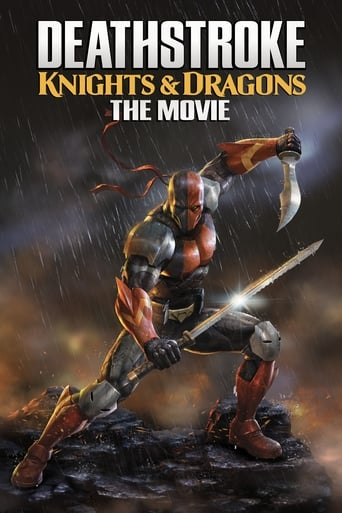 Poster of Deathstroke: Knights & Dragons - The Movie