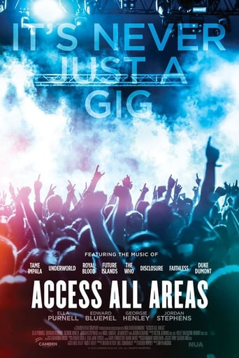 Poster of Access All Areas