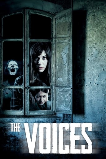 Poster of The Voices